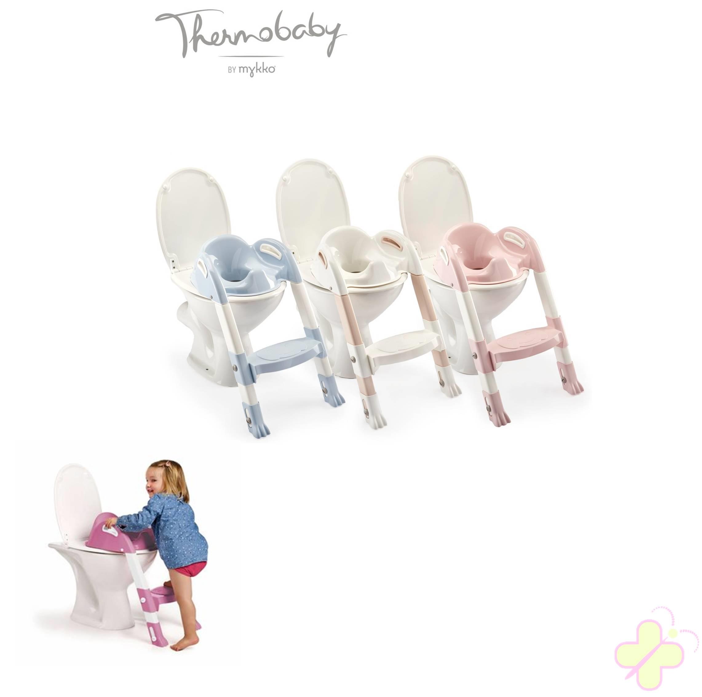 Thermobaby Kiddyloo Riduttore Con Scaletta Per Wc Farmasanitaria Dolce Infanzia Aversa